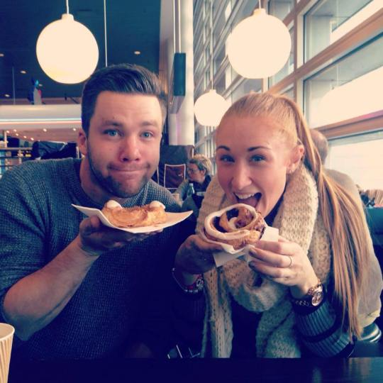 Karen Rose: Danish Pastries