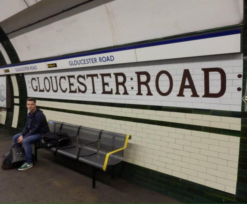 Karen Rose: Gloucester Road