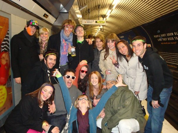 Karen Rose: The Tube