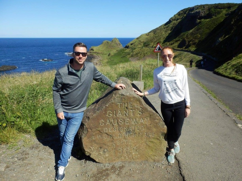Karen Rose: The Giant's Causeway