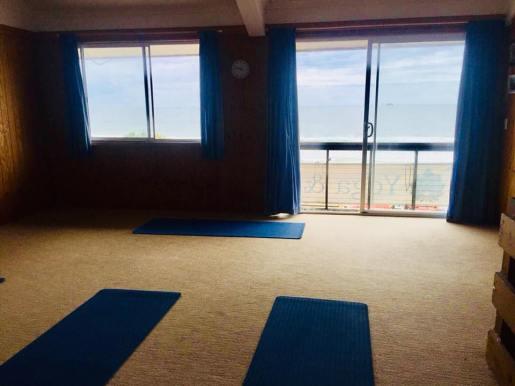 Karen Rose: Yoga and Ocean