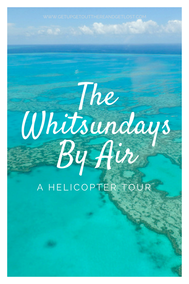 The Whitsundays By Air – A HelicopterTour