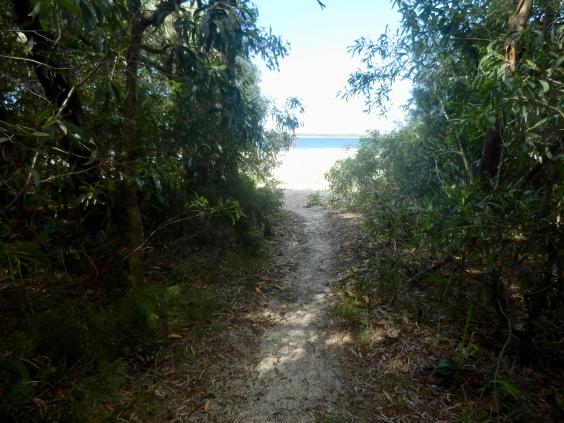Karen Rose: Rainbow Beach Australia