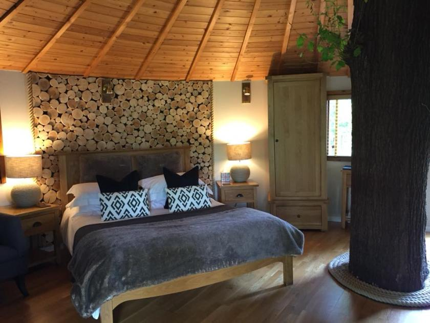 Treehouse Bed and Breakfast with Get Up, Get Out There & Get Lost