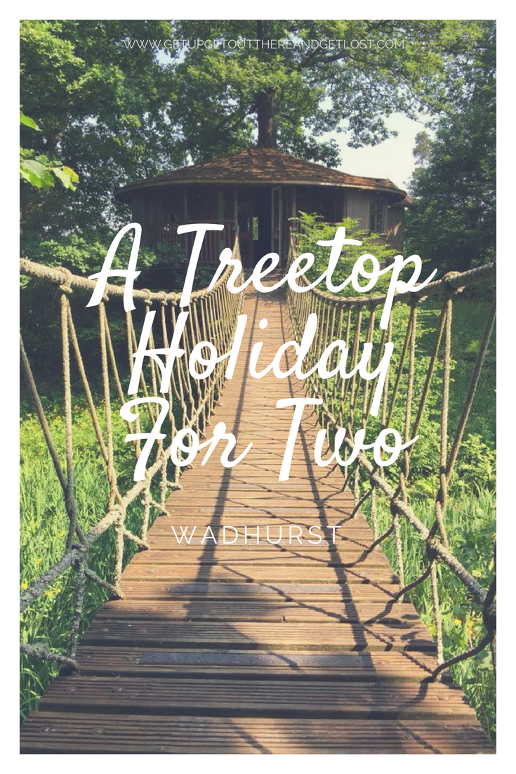 A Treetop Holiday For Two