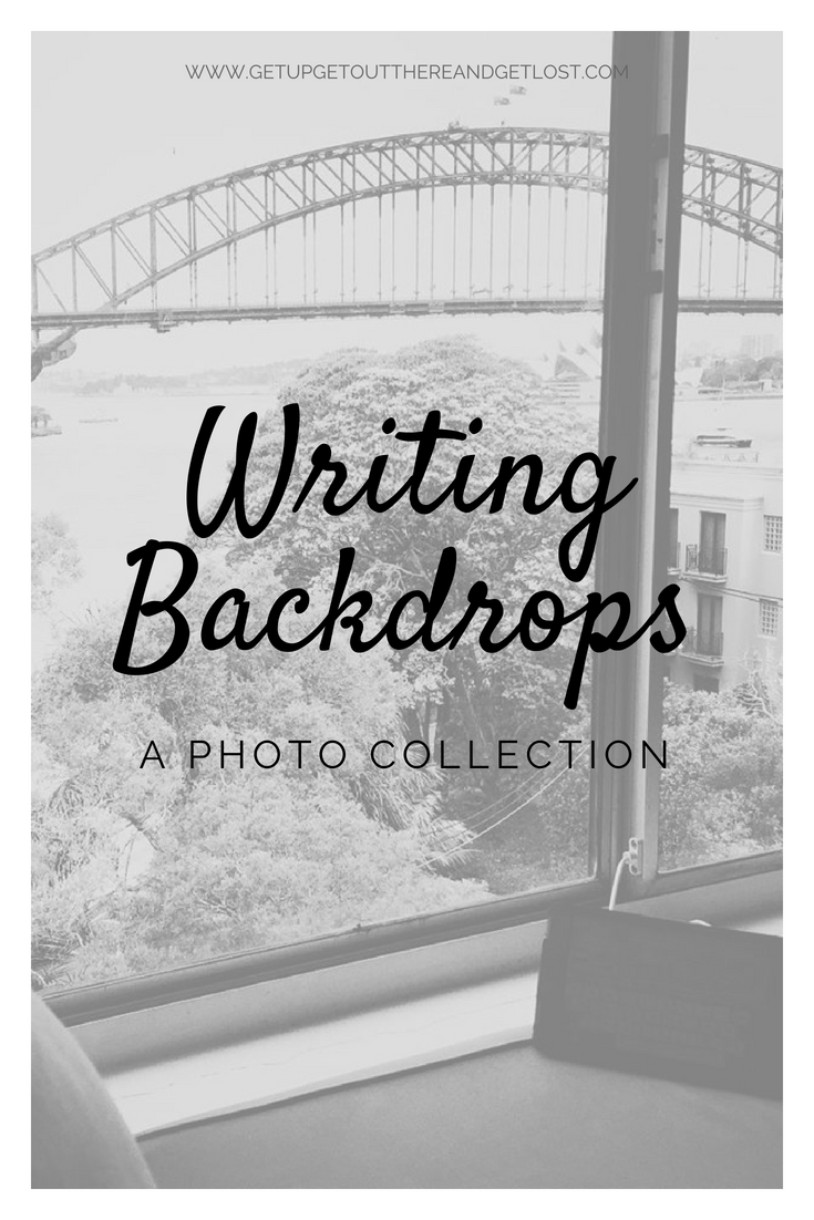 Writing Backdrops