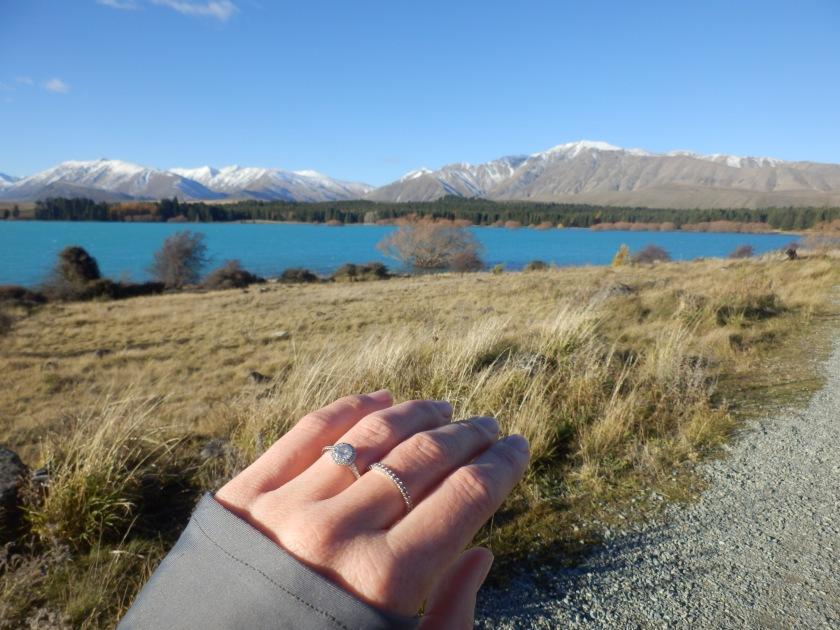 Lake Tekapo Engagement Walks