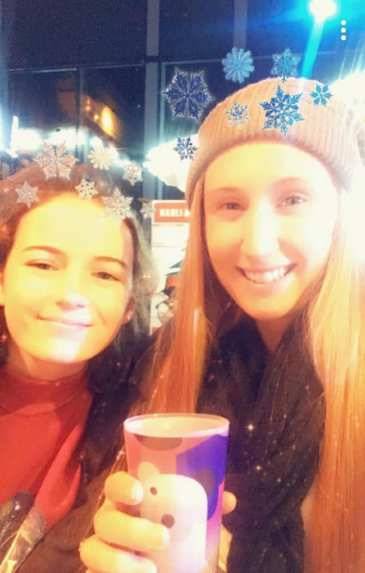 Mulled Wine & Festive Selfies in Brussels