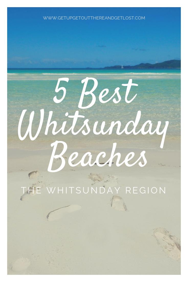 5 Best WhitsundayBeaches