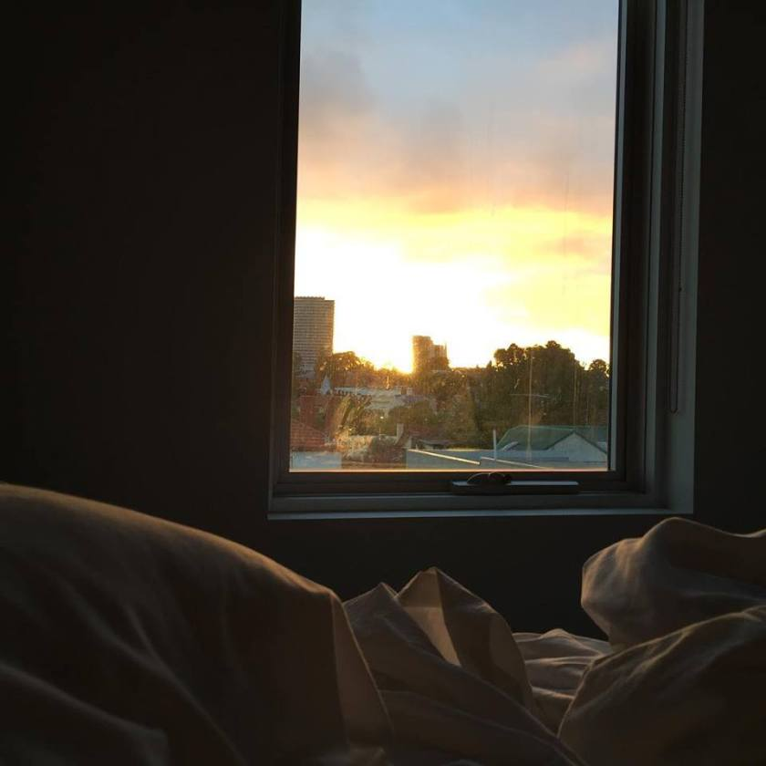 Rydges St Kilda Sunrise Views