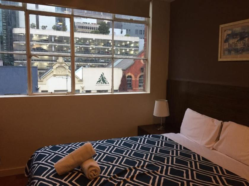 Karen Rose: YTI Garden Hotel Melbourne